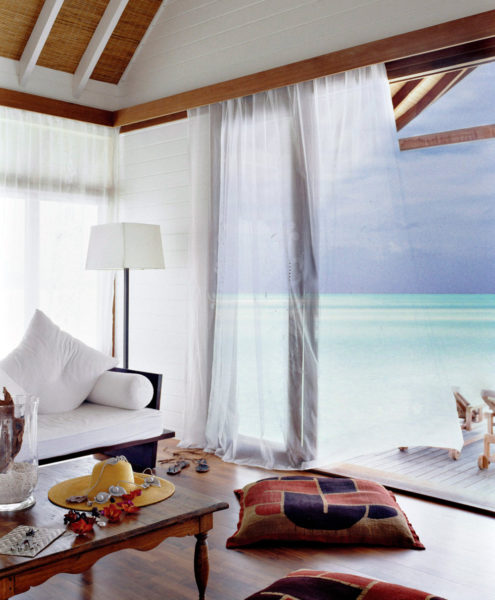 One Bedroom Villa Lounge set in cocoa island