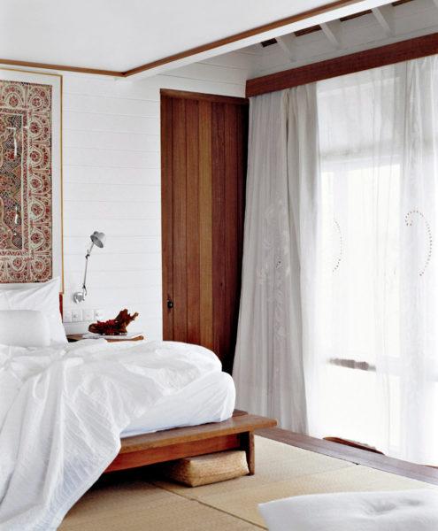 One Bedroom Villa Bedroom that decorating interior