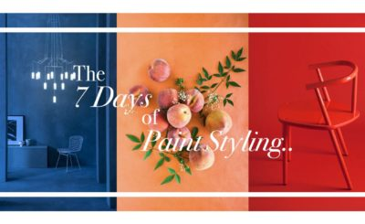7 Days of Paint Styling event