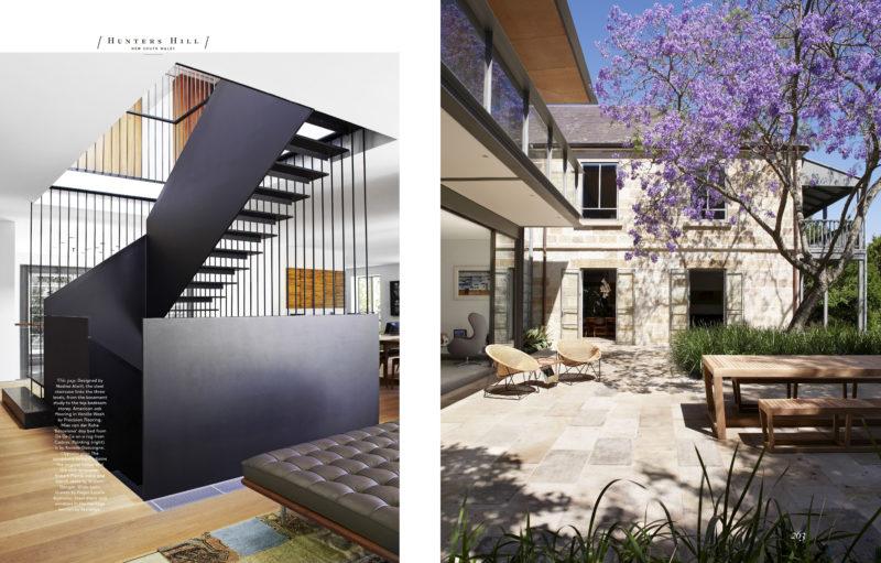 interior and exterior