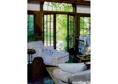 interior decorating Trend Alert Stripes