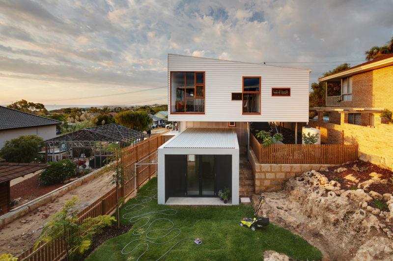 exterior design and decorating