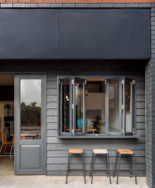 retail exterior design