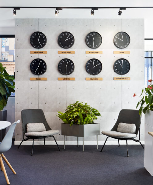 office interior design and decoration